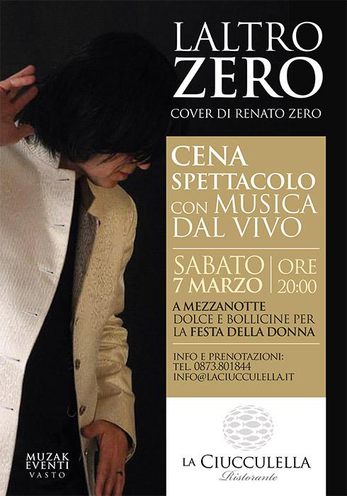 CIUCULLELLA cover zero